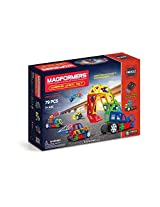 Magformers Vehicles Dynamic Wheel Set (79-piece)