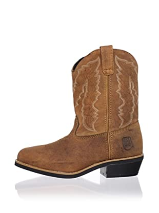Dan Post Kid's Crazy Horse Boot (Brown)