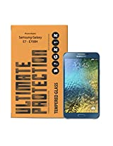 BIGKIK TEMPERED GLASS FOR SAMSUNG GALAXY E7 PACK OF 2