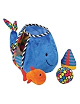 Kids Preferred Amazing Baby Toy, Whale Of A Goodtime Playset (Discontinued By Manufacturer) By Kids Preferred