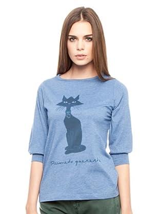 Dolores Promesas Camiseta Trini (Azul)