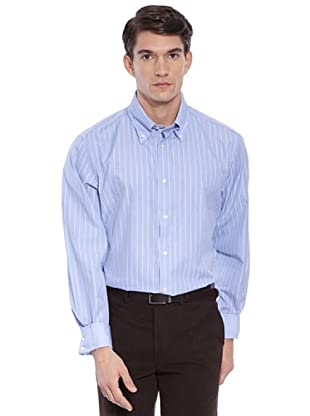Hackett Camisa Rayas (Azul / Blanco / Chocolate)