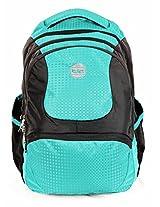 TLC Terminal Sea Green Laptop 15.6 inch Backpack Bag
