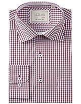 Azziano Men's Cotton Blend Formal Shirt