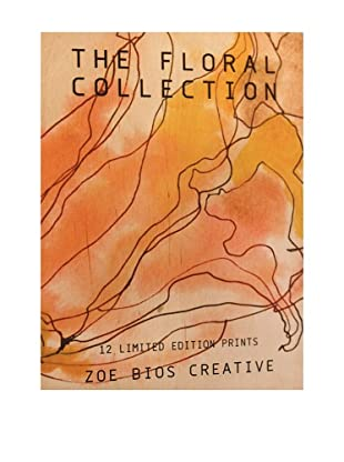 Zoe Bios Creative Set of 12 Floral Collection Limited Ed. Prints