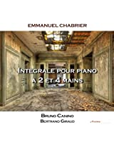 CHABRIER Complete Works for 2 and 4 Hands