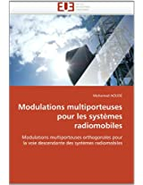 Modulations Multiporteuses Pour Les Systemes Radiomobiles