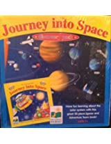 Journey Into Space Discovery Pack - Book and Jigsaw Puzzle