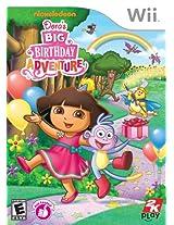 Dora & Big Birthday Adventure (Nintendo Wii) (NTSC)