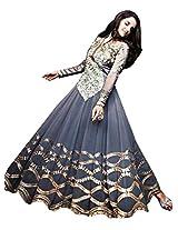 DivyaEmporio Georgette Salwar Suit