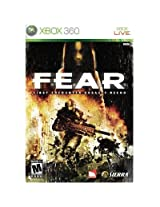 F.E.A.R. First Encounter Assault Recon (Xbox 360)