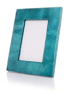 "Terragrafics Cabana 4""x 6"" Picture Frame (Blue)"