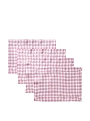 Sferra Set of 4 Piccadilly Placemats (Bayberry)