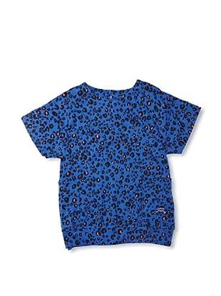 French Vestido Broward (Azul)