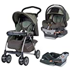 Chicco COTRBAADVE Cortina Travel System Adventure W 2 Keyfit 30 Seat Base