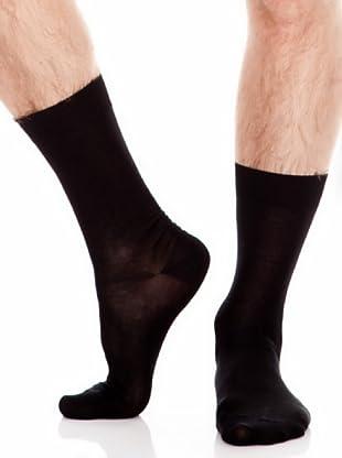 Titto Bluni Calcetines (Negro)