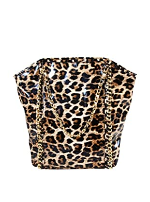 Amrita Singh Bolso Shopping Leopardo Natural