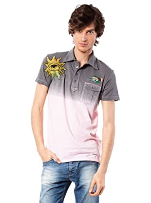 Custo Poloshirt Summer Time (Mehrfarbig)