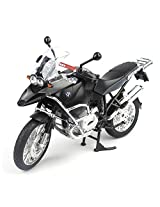 1:9 Licensed BMW R-1200 Superbike Die cast Metal Scaled Down Detailed Model For Collectors