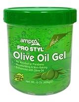 Ampro Olive Oil Gel 15 Oz.