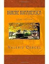 Durere romaneasca