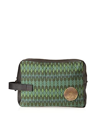 Sanaa Hyder Women's Survival Bag (Balcony Green Print)