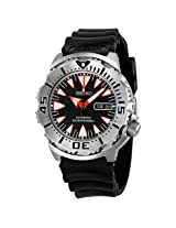 Seiko Divers Automatic Black Dial Stainless Steel Men's Watch - Se-Srp313