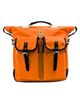Lencca Kids Phlox Series Laptop/Ultrabook Back to School Messenger bag (Orange)
