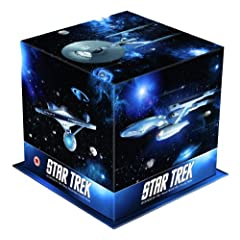 Star Trek Film Box [Blu-ray] [Import]