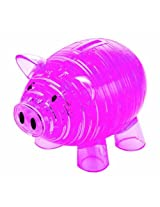 3D Crystal Puzzle Deluxe Piggy Bank