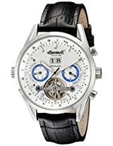 Ingersoll Men's IN1310SL Bradenburger Gate Analog Display Automatic Self Wind Black Watch