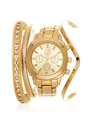 Arm Candy Women's NXS5287G-C Gold Stainless Steel/Metal Watch