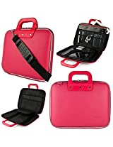 Pink SumacLife Cady Semi Hard Case w/ Shoulder Strap for Sony VAIO E Series 14-inch Laptops