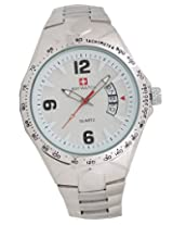 Baywatch 2063 Analog Watch - For Men (Steel) 2063SILVER