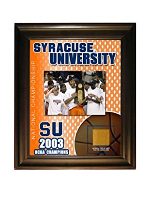 Steiner Sports Memorabilia Syracuse University 2003 NCAA Champions Framed Court Collage