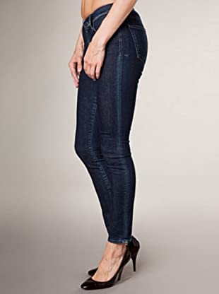 7 for all Mankind 5-Pocket Jeans The Skinny Artemisia (dunkelblau denim)