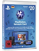 PlayStation Network Card - $20