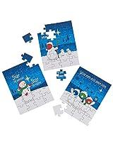 Faithful Snowmen Puzzles 1 Dz