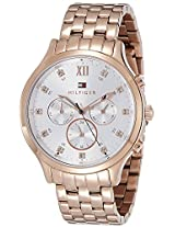 Tommy Hilfiger Chronograph Silver Dial Women's Watch - TH1781611J