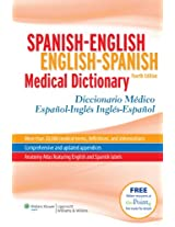 Spanish-English English-Spanish Medical Dictionary: Diccionario Medico Espanol-Ingles Ingles-Espanol