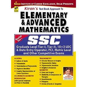 SSC Elementary & Advanced Mathematics