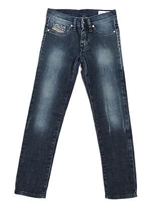 Diesel Kid Mädchen Jeans Livier (Blau)