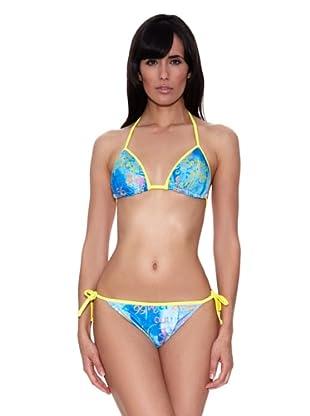 Bikini Margaret (Azul)