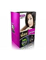 VCare Shampoo Hair Color Black (10X25ml)