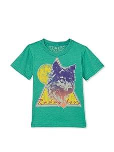 Lords of Liverpool Kid's Radar Love T-Shirt (Green)