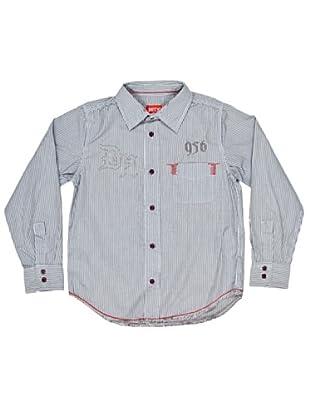 Datch Dudes Camisa Morgan (Gris / Azul)
