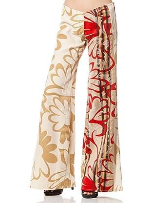 Custo Pantalón (Multicolor)