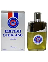 British Sterling Cologne 3.8 Oz By Dana
