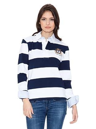 Valecuatro Rugby Escudo (Azul Marino)