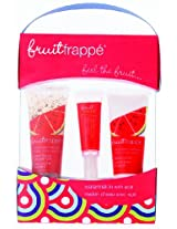 Upper Canada Soap Feel The Fruit Gift Set, Watermelon with Acai Berry, 4.06-Ounce